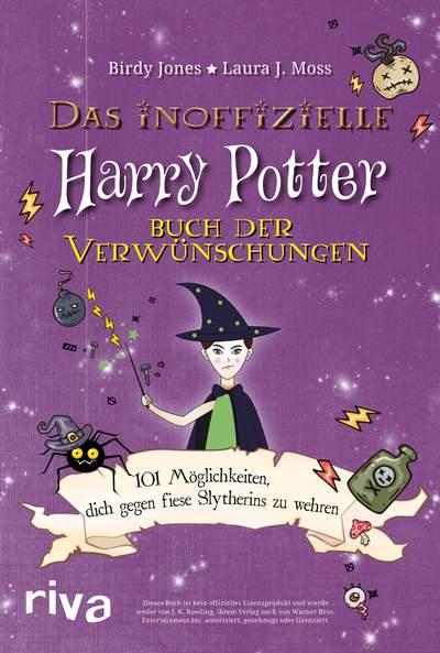 Das inoffizielle Harry Potter Buch der Verwünschungen