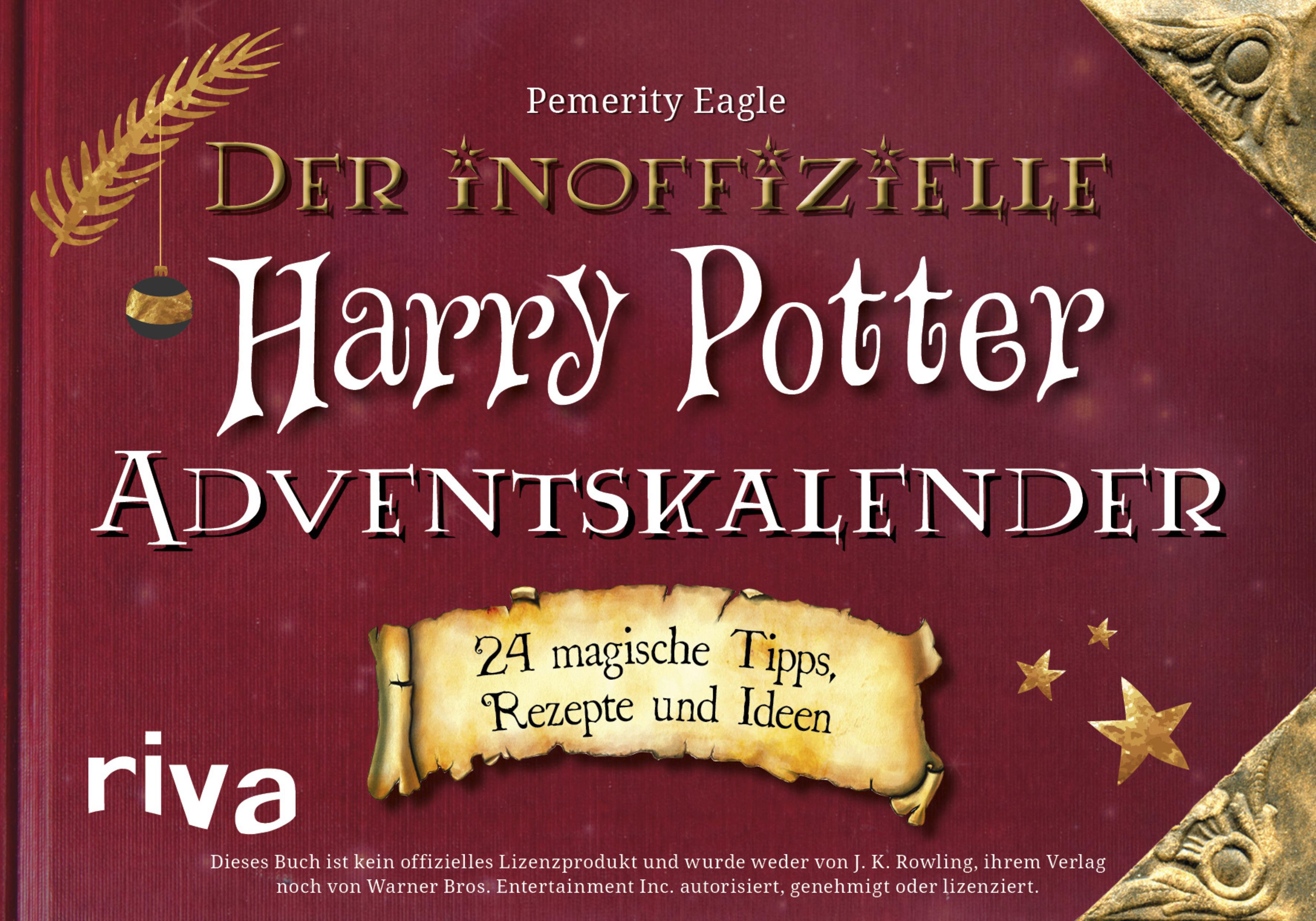 Der Inoffizielle Harry Potter Adventskalender 24 Magische Tipps