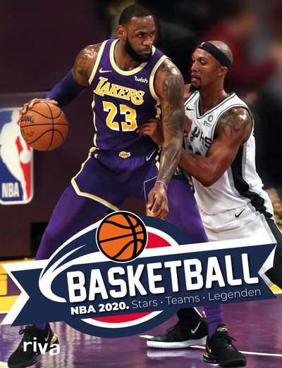 Basketball - NBA 2020. Stars, Teams, Legenden