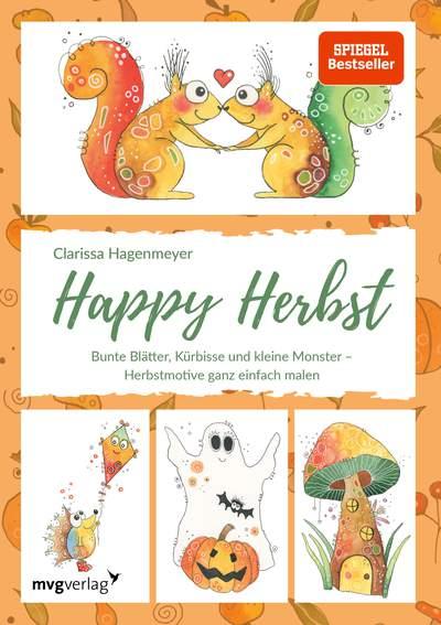 Happy Herbst - Kastanien, Kürbisse und kleine Monster ...