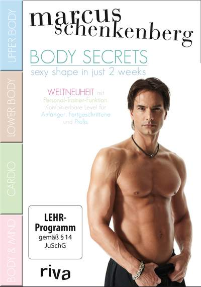 Body Secrets (DVD) - Sexy shape in just 2 weeks