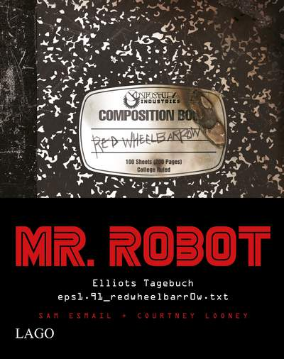 Mr. Robot: Red Wheelbarrow: Elliots Tagebuch - Eps1.91 redwheelbarr0w.Txt