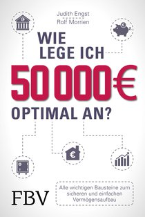 Wie lege ich 50000 Euro optimal an?