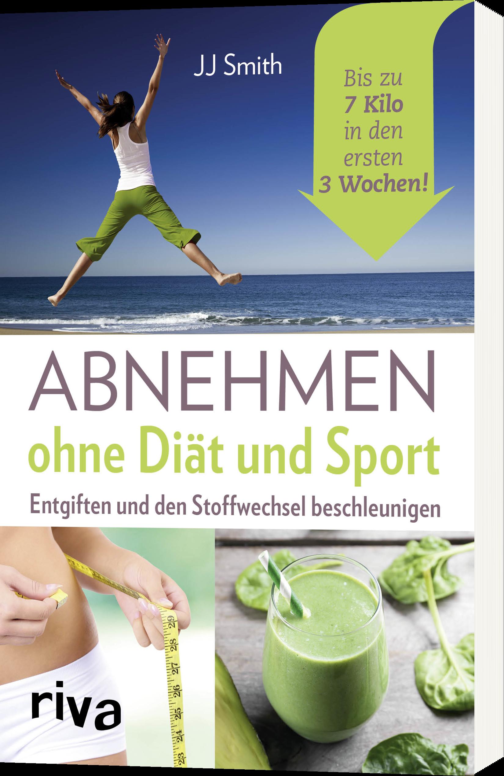 Abnehmen Ohne Diat Und Sport Entgiften Und Den Stoffwechsel