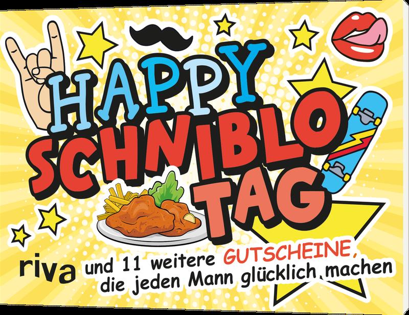 Happy Schniblo-Tag - und 11 weitere Gutscheine, die jeden