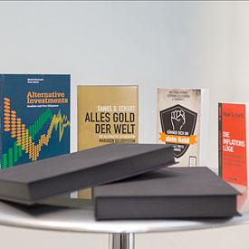 Finalisten des Finanzbuchpreises 2014